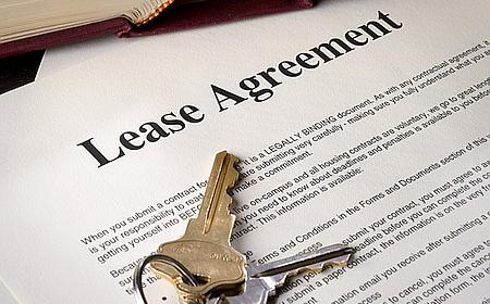 Cottage Lease Agreement valid for 5-years maximum