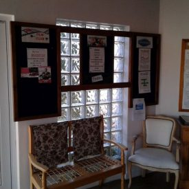 We're a busy community - See what's happening on our notice boards