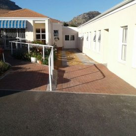 Frail care at Peers Village Health Care Centre, Fish Hoek